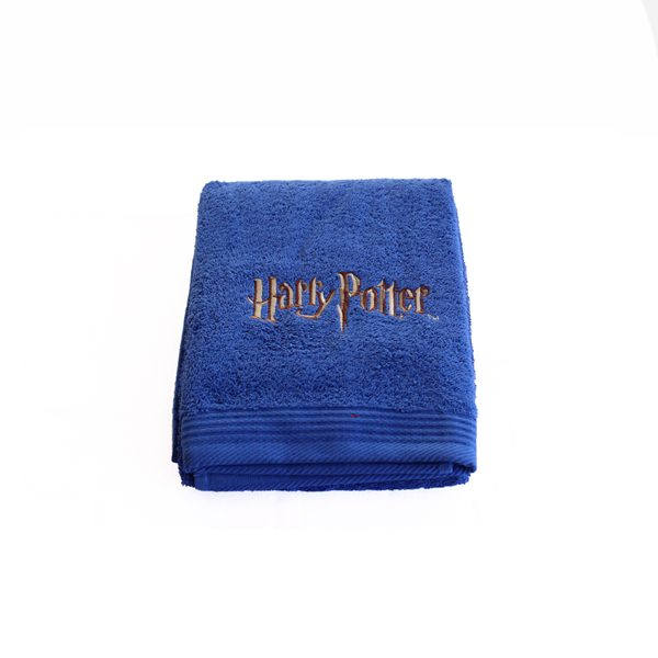 Set Asciugamani Bagno Bassetti.Bassetti Asciugamano Harry Potter Blu Mis 60x110cm