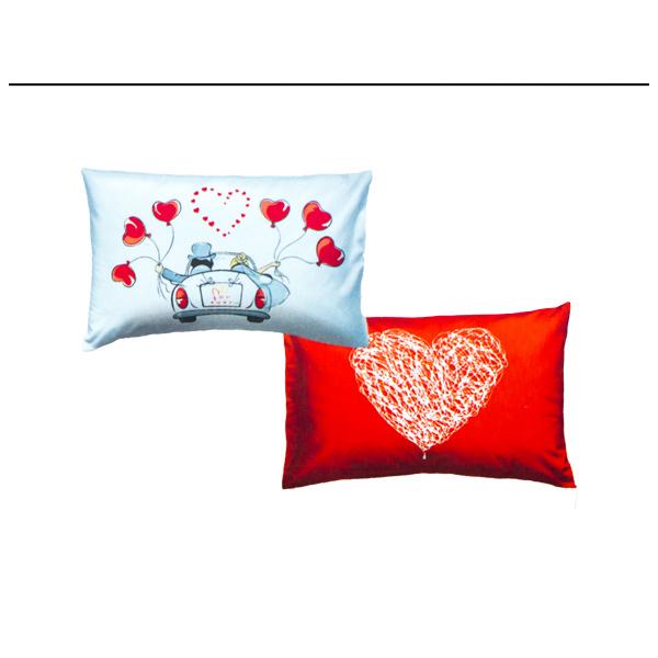 Bassetti Federa Love Is A Couple Di Stefano Biancheria Per La Casa E Tende