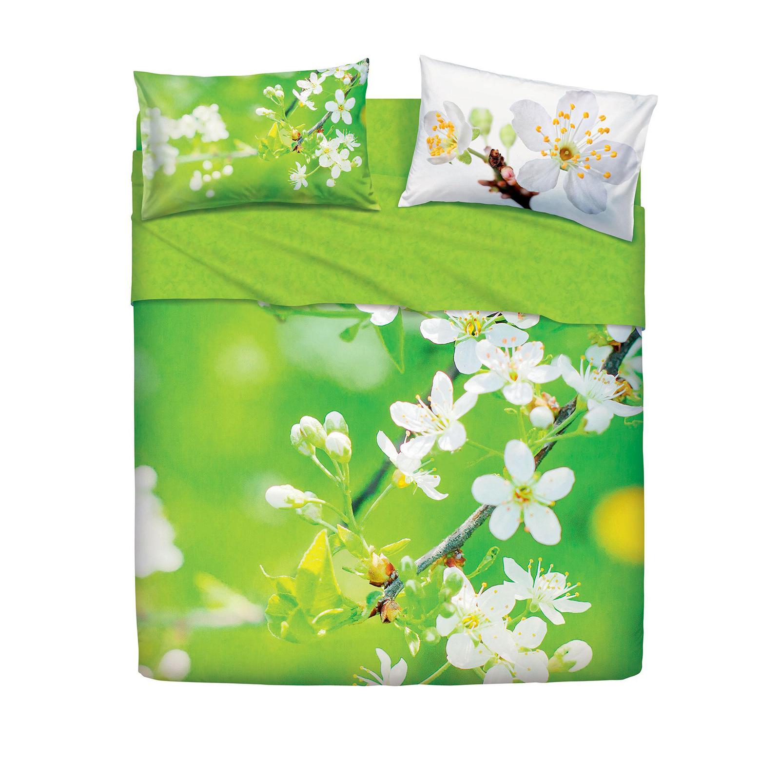 cb0047d253 Bassetti - Completo letto Cherry Flower Imagine - Di Stefano ...