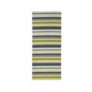 tappeto swedy band verde col.1