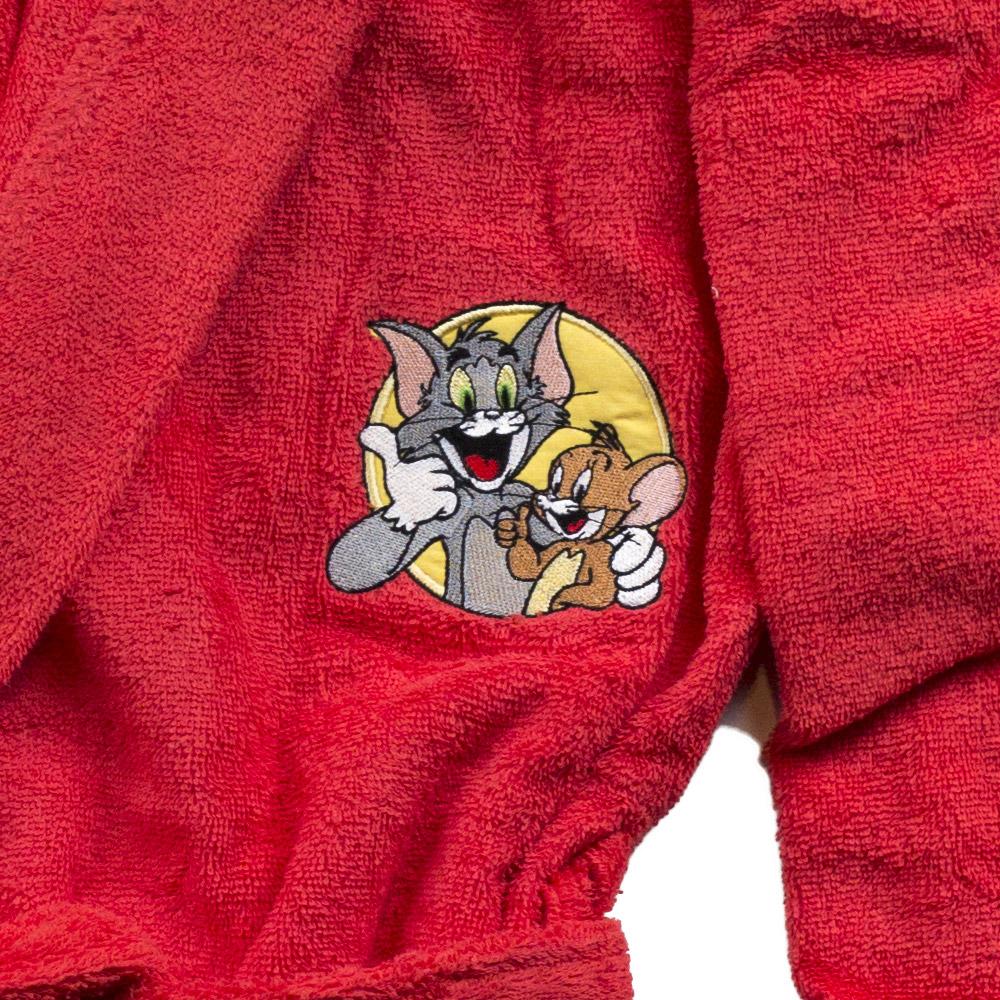 Copripiumino Tom E Jerry.Accappatoio Bambino Bassetti Tom Jerry Linea Looney Tunes