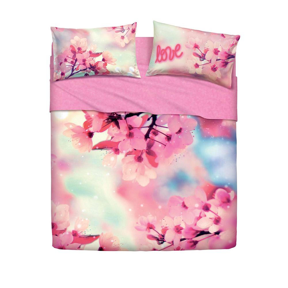c181816695 Completo letto Sweet Flowers Bassetti Imagine | Lenzuola fiori di ...