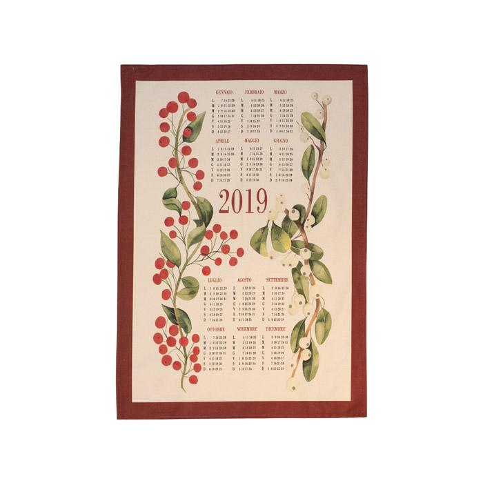Cucina Natale 2019.Vallesusa Asciugapiatti Natalizio Calendario 2019