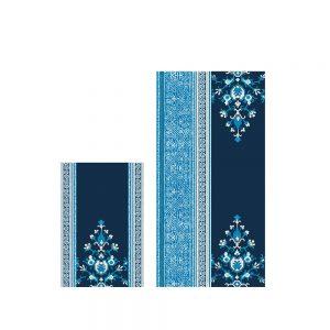 asciugamani granfoulard bassetti