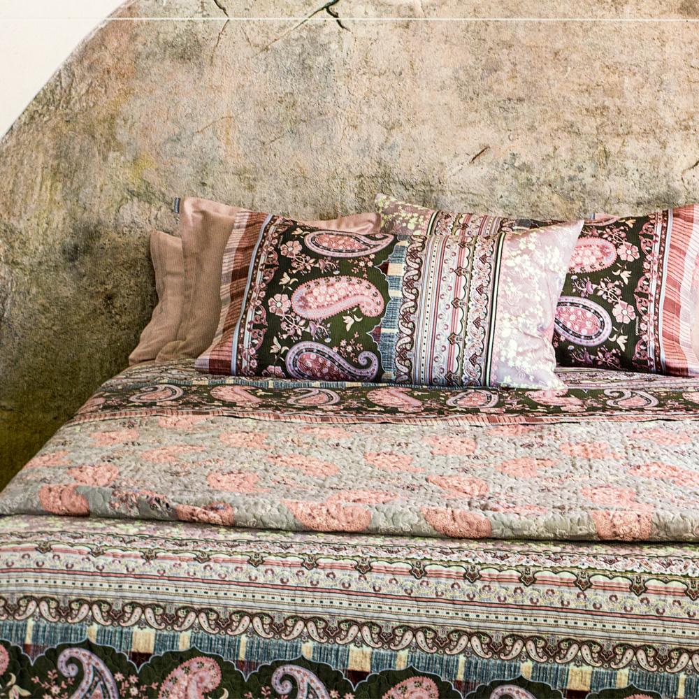 Completo letto matrimoniale Anacapri | Granfoulard Bassetti