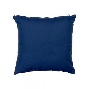 copricuscino arredo blu