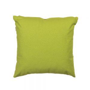 copricuscino arredo verde