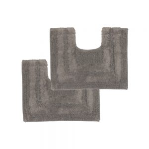tappeto girowater grigio scuro