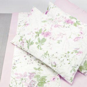 completo letto fiori rosa vallesusa sensitive