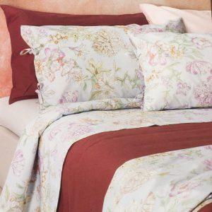 completo letto matrimoniale zucchi easy chic floralia