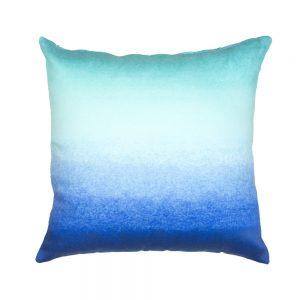 copricuscino arredo zucchi acquarius azzurro retro