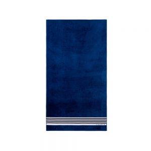 telo mare blu caraibi blu tinta unita