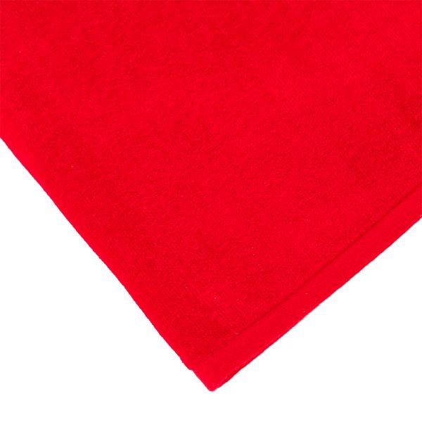 dettaglio telo mare azzorre rosso riviera home