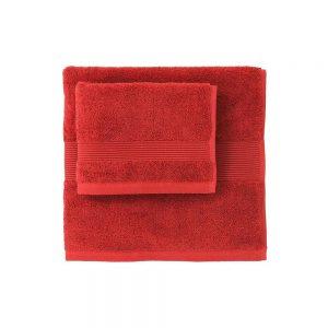 asciugamano rosso solo tuo zucchi