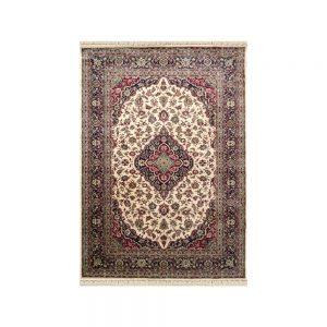 tappeto orientale crema linea sobel