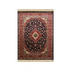 tappeto classico orientale blu navy Sobel