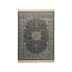 tappeto classico orientale grigio 1