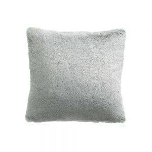cuscino pelliccia bianco kinta vivaraise