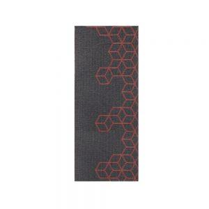 tappeto swedy maia rosso