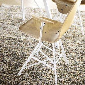 tappeto fez di vivaraise ambientato dettaglio