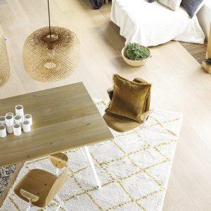 tappeto berbero casablanca di vivaraise ambientato