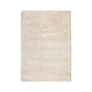 tappeto miky di vivaraise in bianco naturale