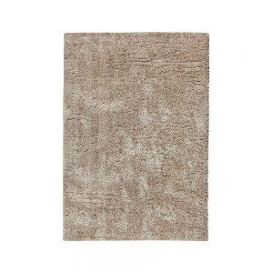 tappeto miky di vivaraise color lino effetto agnellato