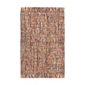 tappeto multicolor in lana kulti di vivaraise