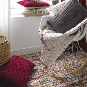 tappeto kulti di vivaraise ambientato