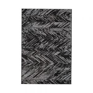 tappeto zig zag evora di vivaraise