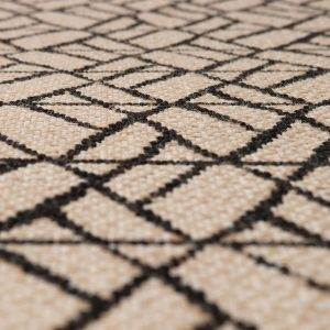 tappeto da esterno moderno sadar di vivaraise dettaglio