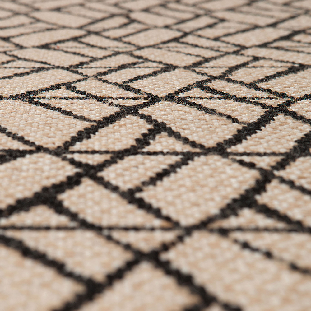 Tappeti Grandi Da Esterno tappeto da esterno sadar di vivaraise con frange