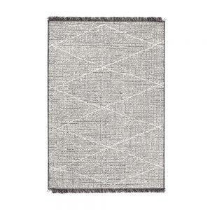 tappeto da esterno tweed di vivaraise a rombi