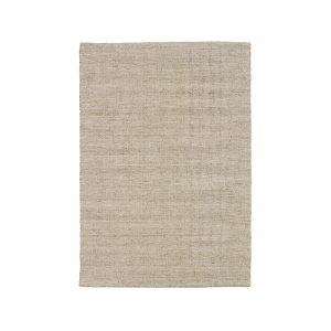 tappeto in lana bianco naturale zaida di vivaraise