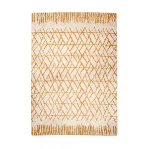 tappeto param vivaraise color curry in stile berbero