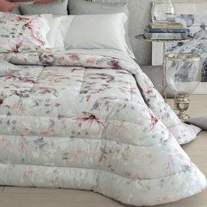 trapunta piumone matrimoniale blumarine magnolia