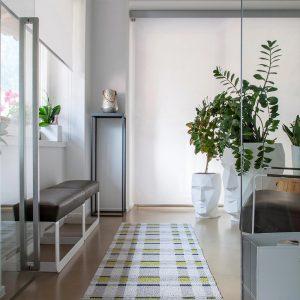 tappeto swedy linea duke giallo col 1 salotto