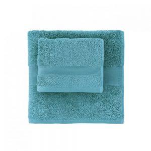 asciugamano zucchi solo tuo turchese