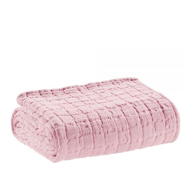 copriletto swami vivaraise rosa