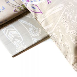 dettaglio completo lenzuola arabesque granfoulard bassetti