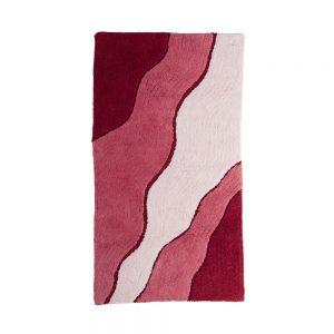 tappeto da bagno moderno ariosto rosa maison sucree