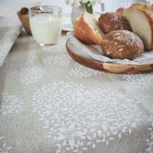 tovaglia naturaleza di maison sucree in misto lino v1 dettaglio
