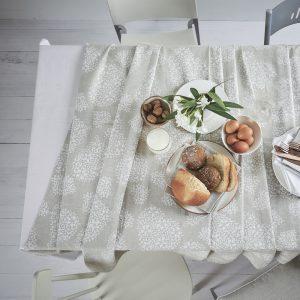 tovaglia naturaleza di maison sucree in misto lino v1