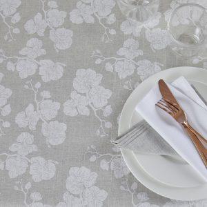 tovaglia misto lino naturaleza Maison sucree v2 dettaglio
