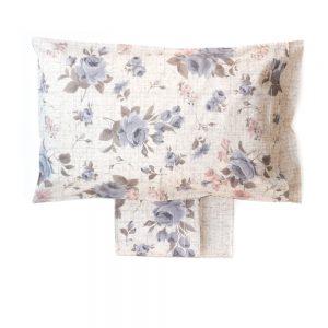completo lenzuola in stile shabby con fiori Rebecca di Creole Home