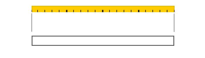 come misurare velcro delle tende a pannello