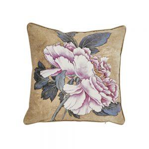 copricuscino arredo japan con fiore giapponese Maison sucrée