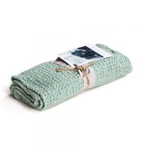 asciugamano salvia Memoria di Somma in cotone biologico