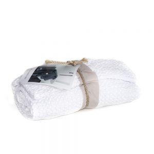 asciugamani bianco ottico memoria di somma