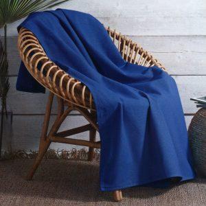 foulard arredo emotion zucchi in blu